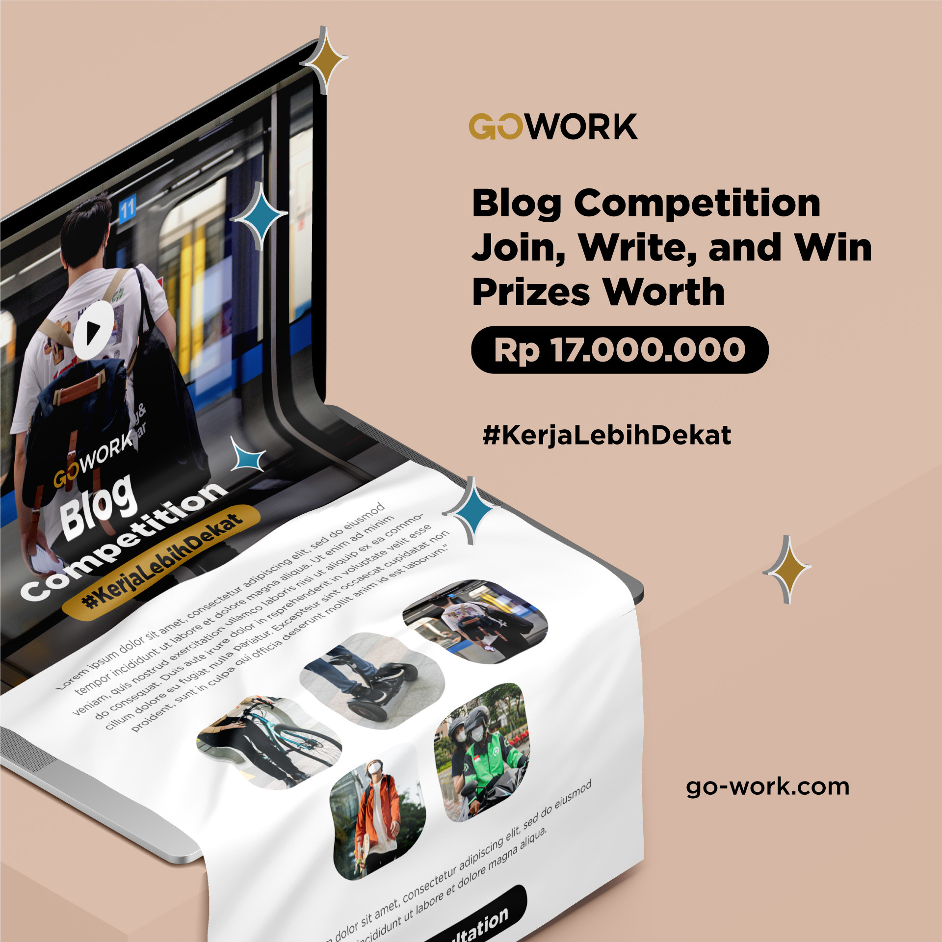 GoWork Blog Competition 2021