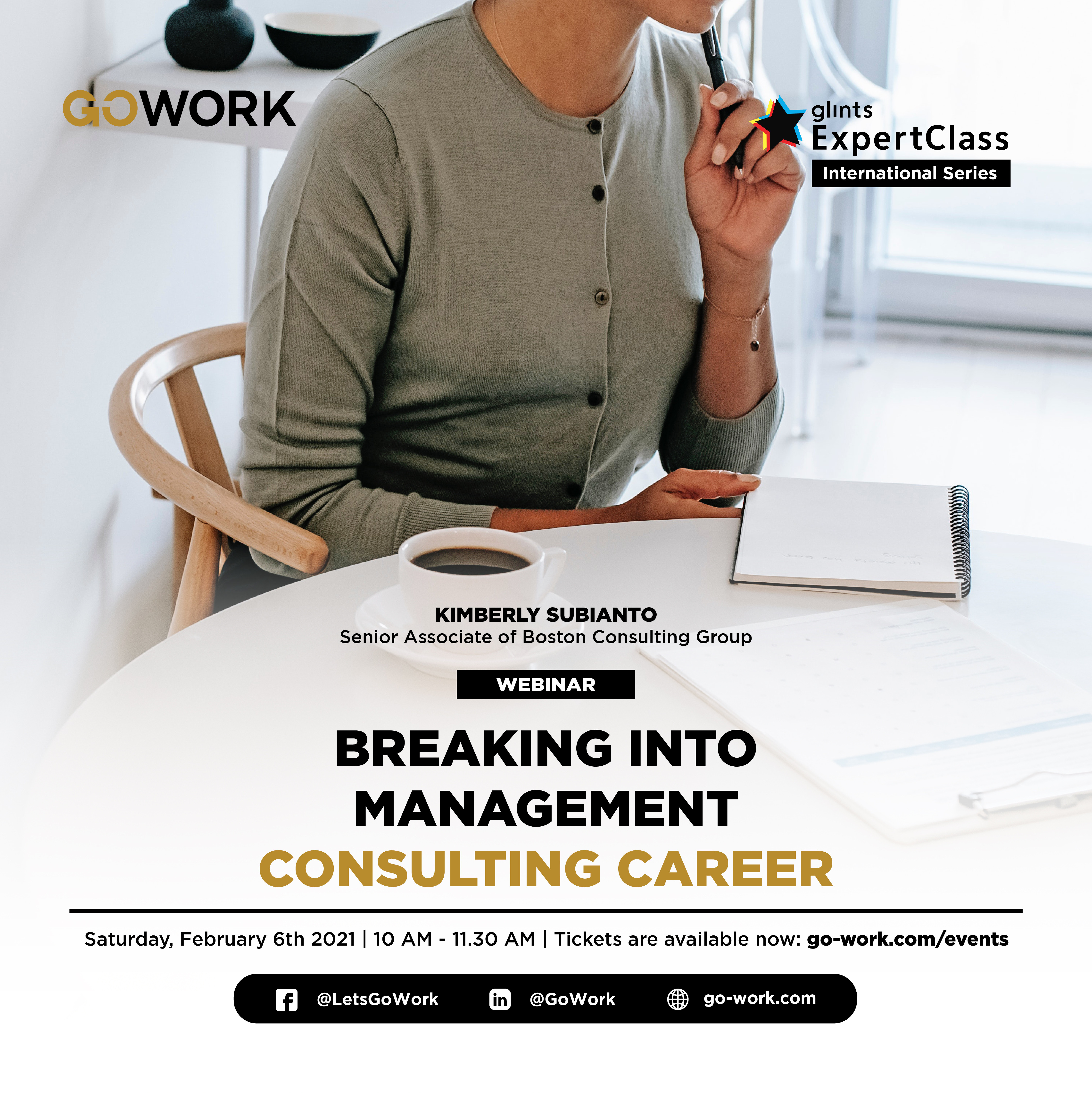 Breaking into Management Consulting Career