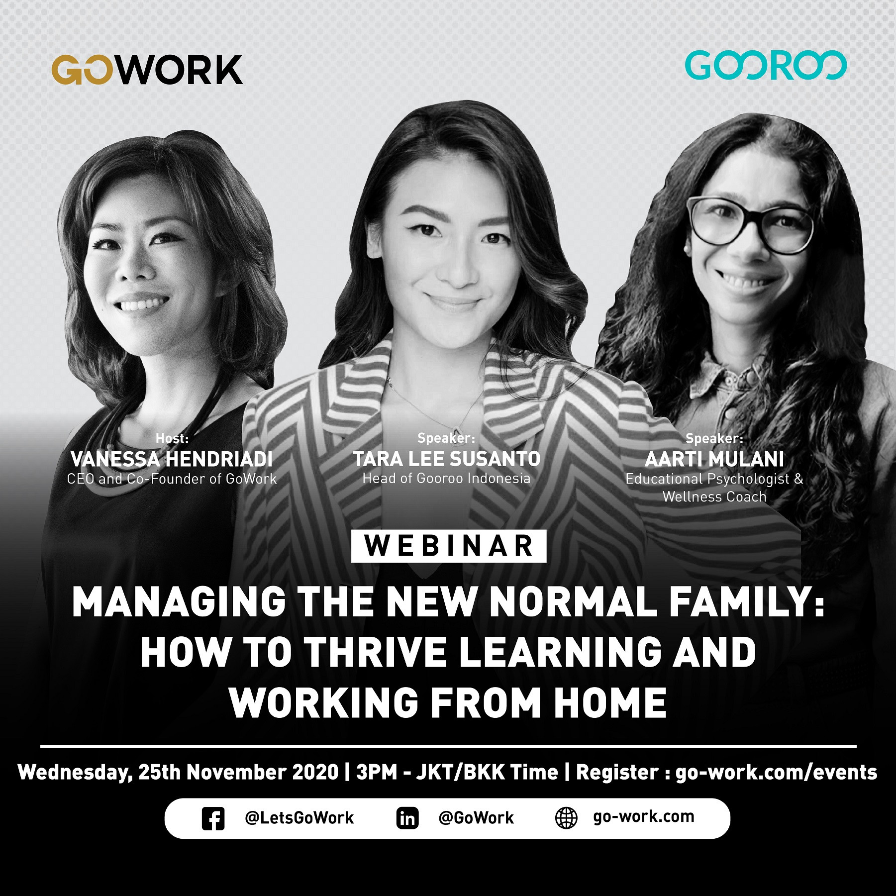 Managing The New Normal Family: How to Thrive Learning and Working From Home