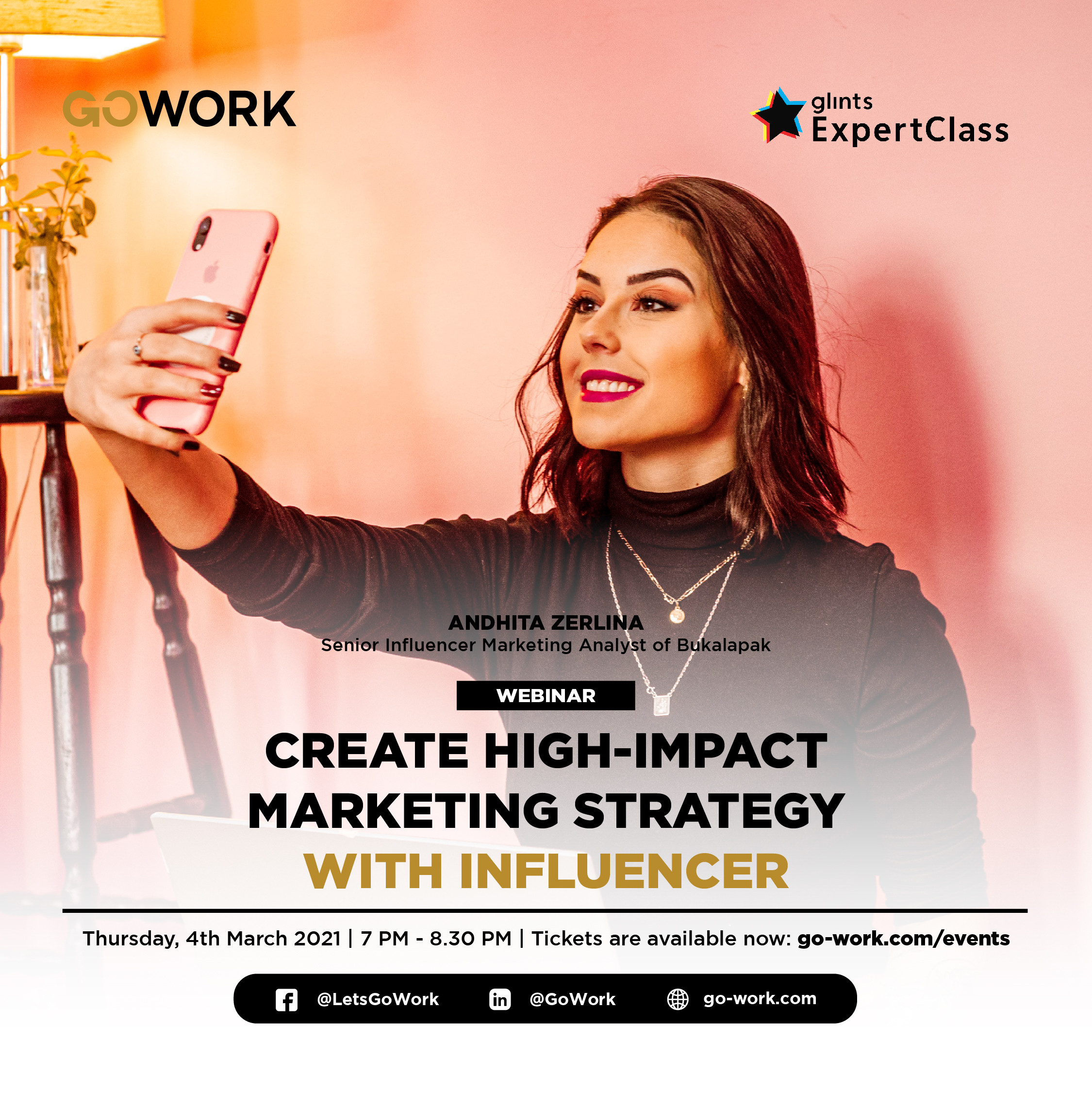 Create High-Impact Marketing Strategy with Influencer