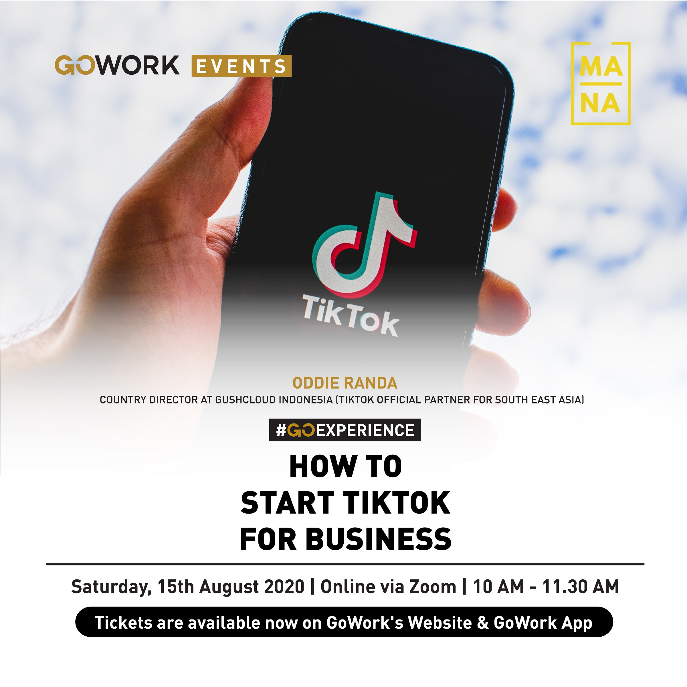 How to Start TikTok for Business