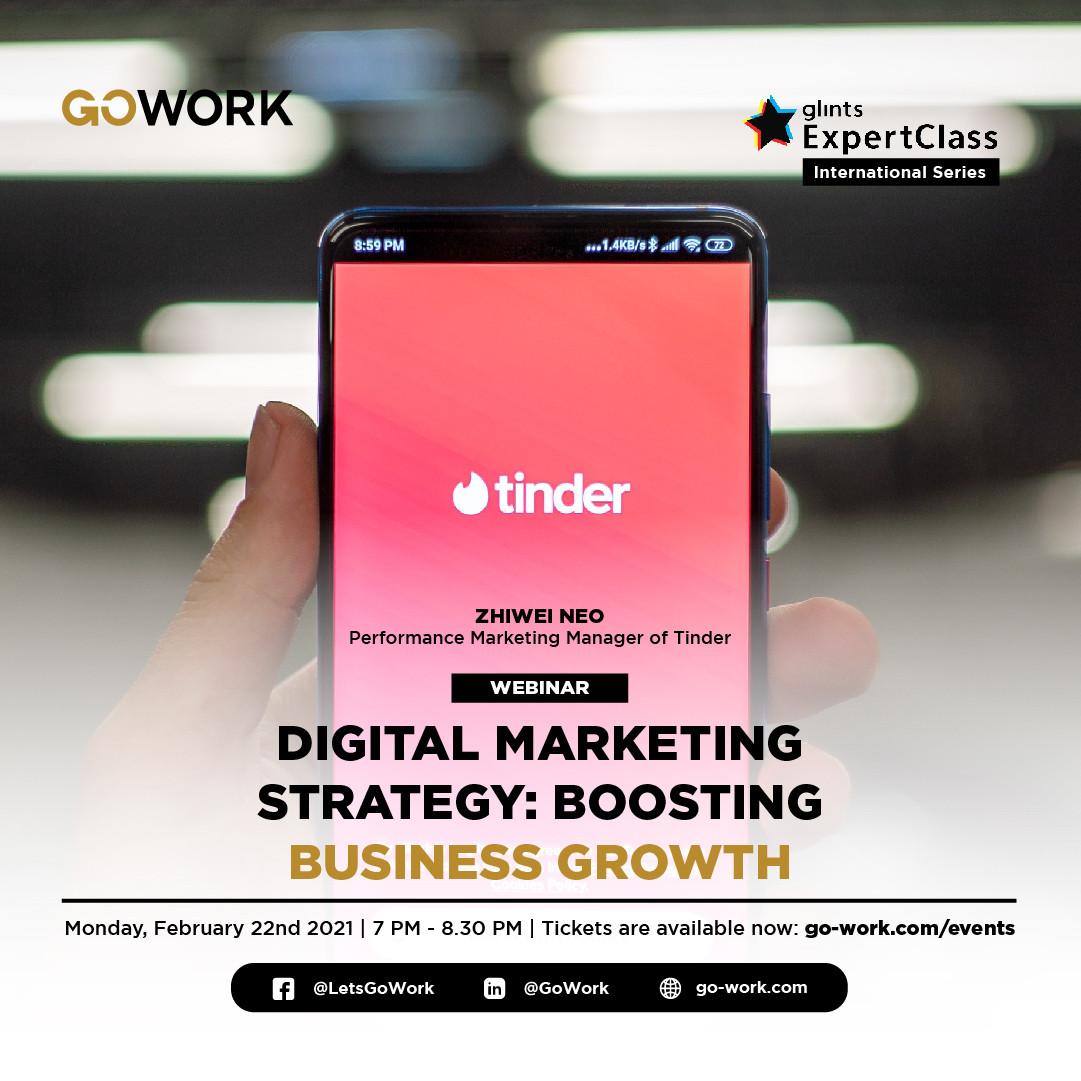 Digital Marketing Strategy: Boosting Business Growth
