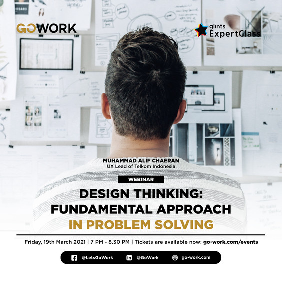 Design Thinking: Fundamental Approach in Problem Solving