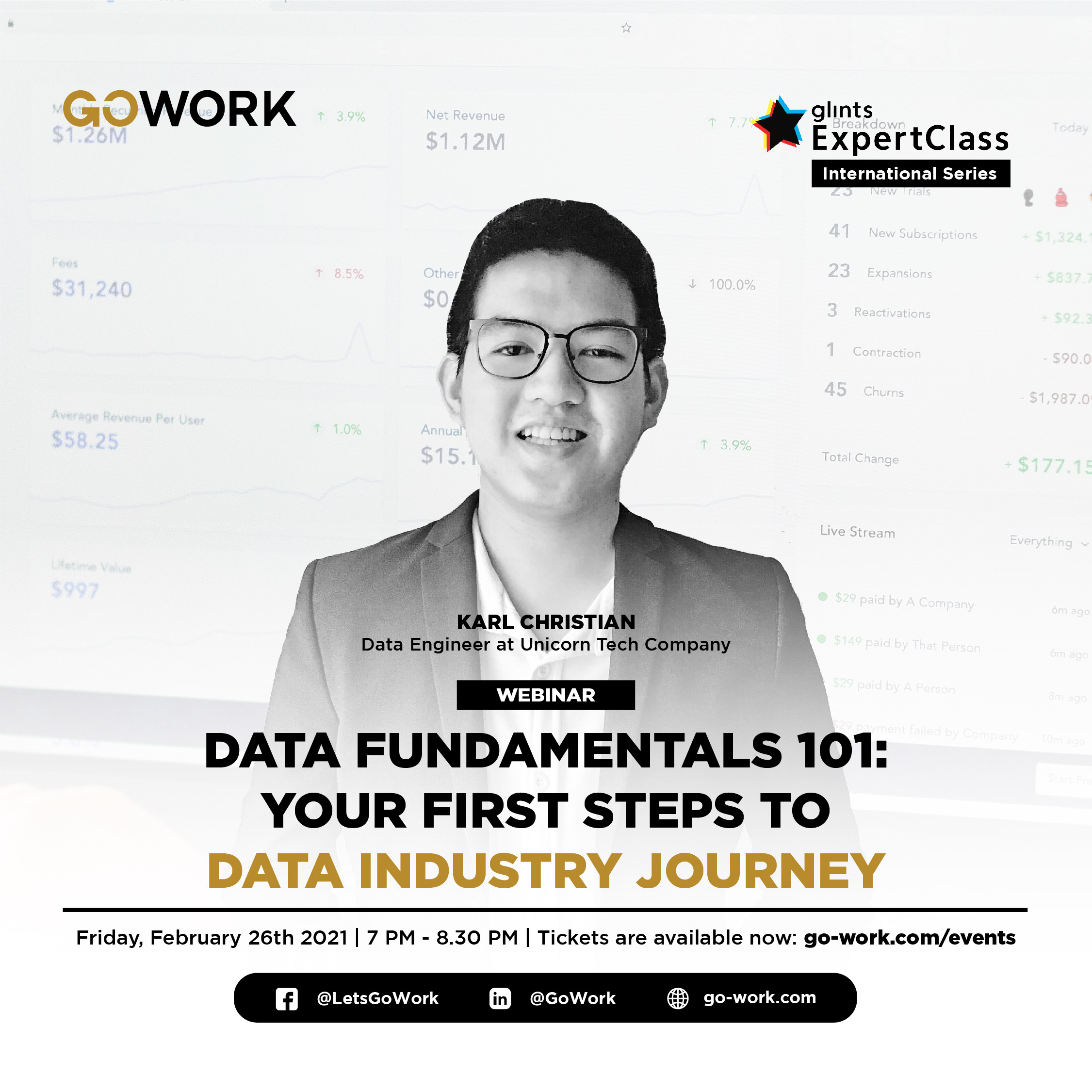 Data Fundamentals 101: Your First Steps to Data Industry Journey