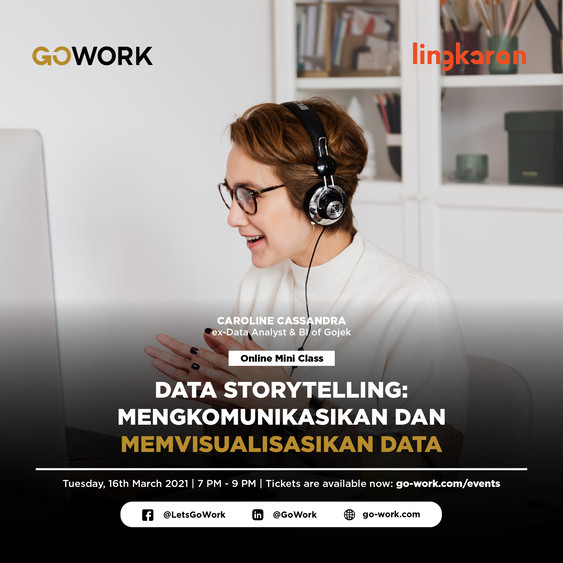 Data Storytelling: Mengkomunikasikan dan Memvisualisasikan Data