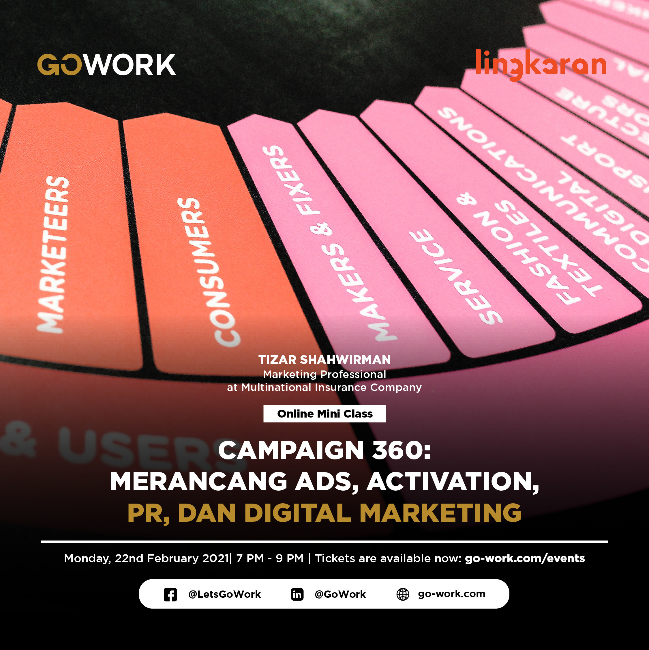 Campaign 360: Merancang Ads, Activation, PR, dan Digital Marketing