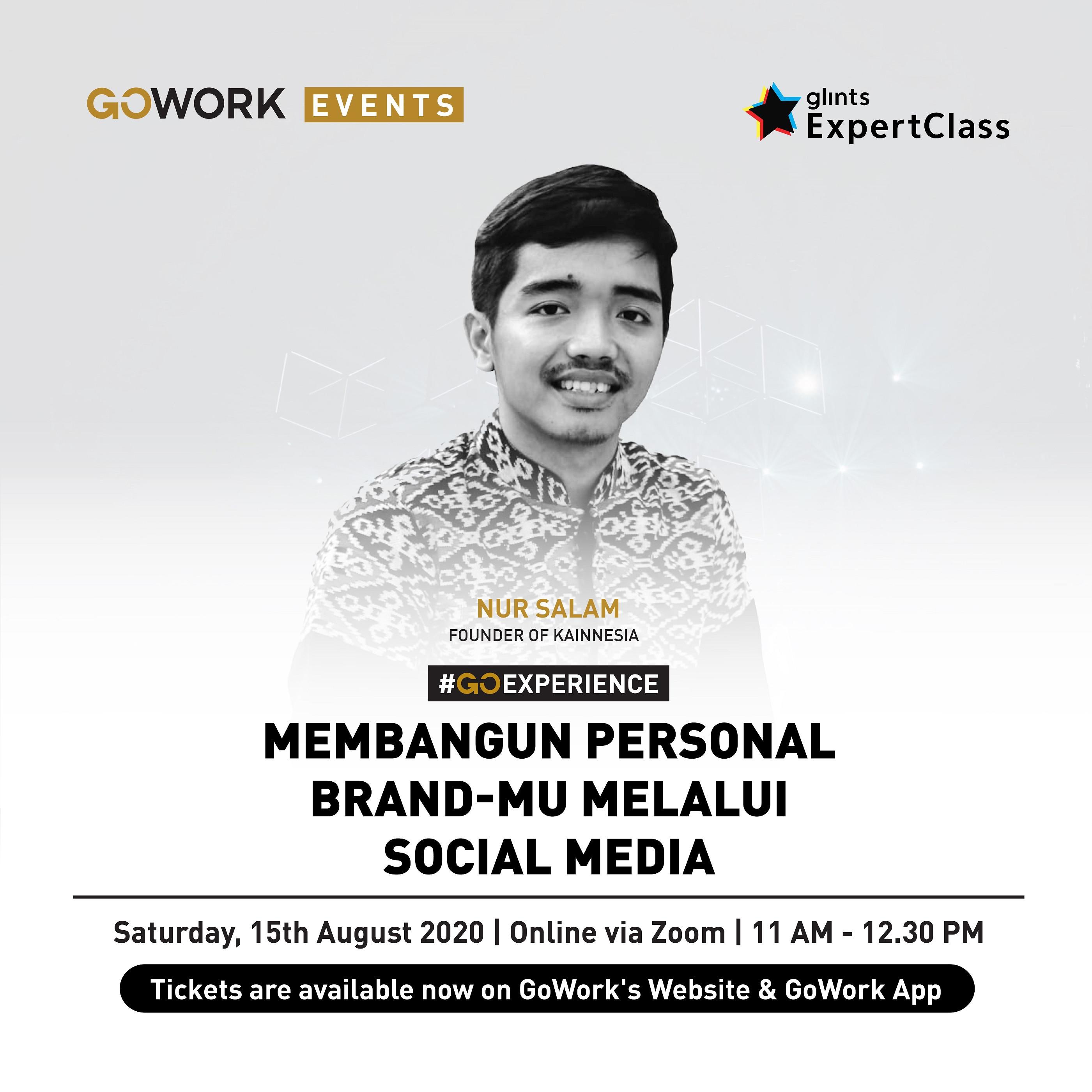Membangun Personal Brand-mu Melalui Sosial Media