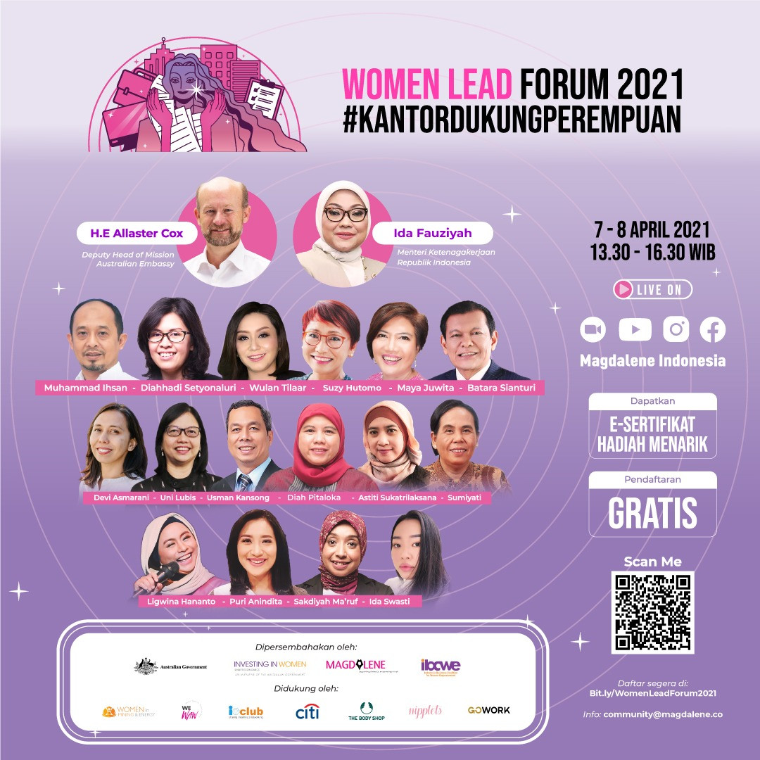 Women Lead Forum 2021