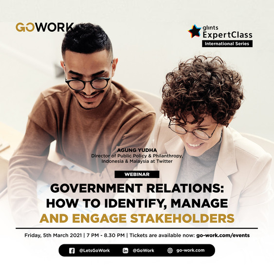 Government Relations: How to Identify, Manage & Engage Stakeholders