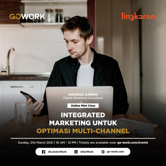 Integrated Marketing untuk Optimasi Multi-Channel