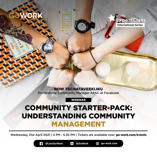 Community Starter-Pack: Understanding Commmunity Management