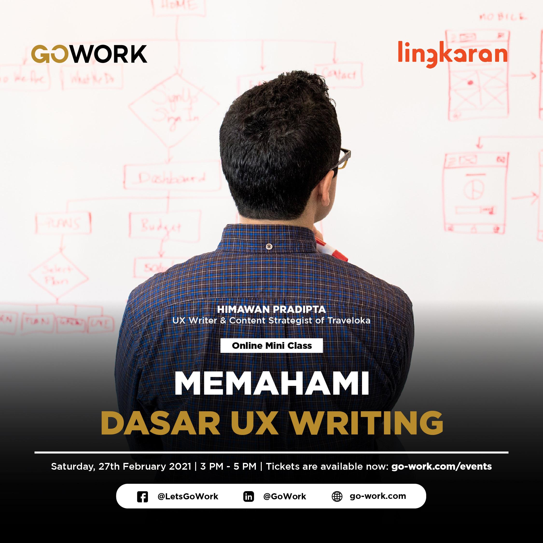 Memahami Dasar UX Writing