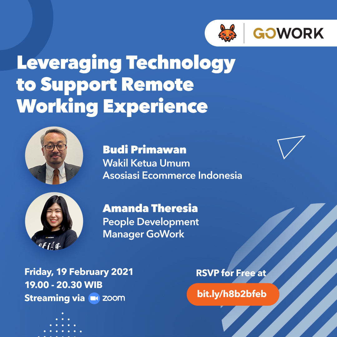 Leveraging Technology to Support Remote Working Experience